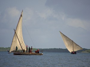 Fishing Dhows